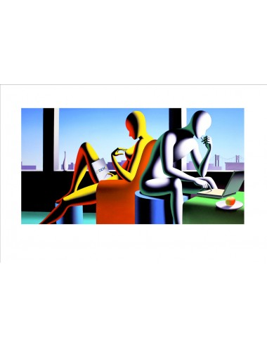 Mark Kostabi - TOUCH AND GO